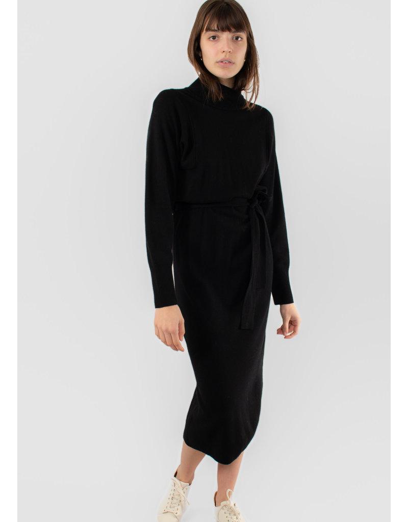 IN WEAR Iris dress black