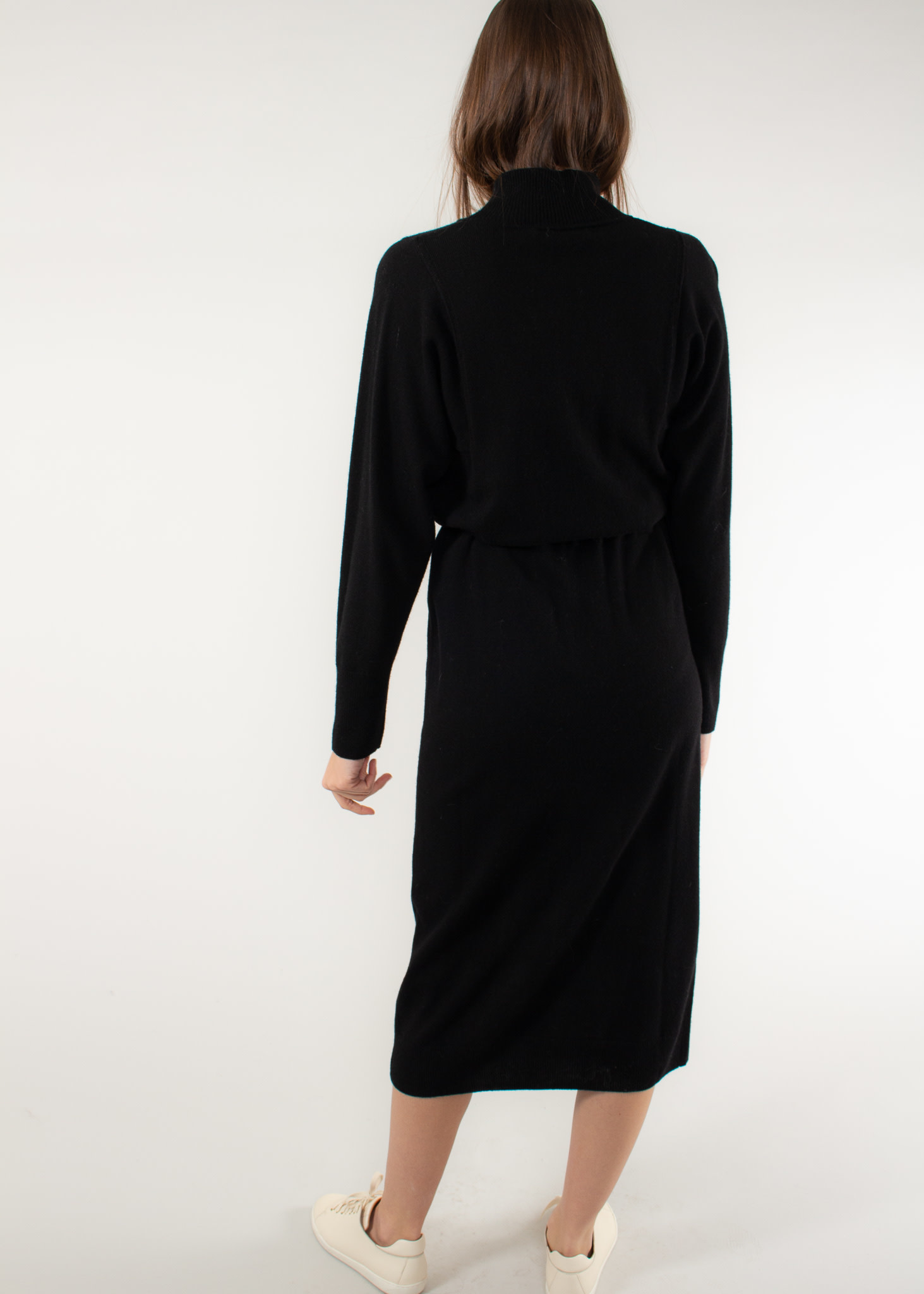 IN WEAR Iris dress black