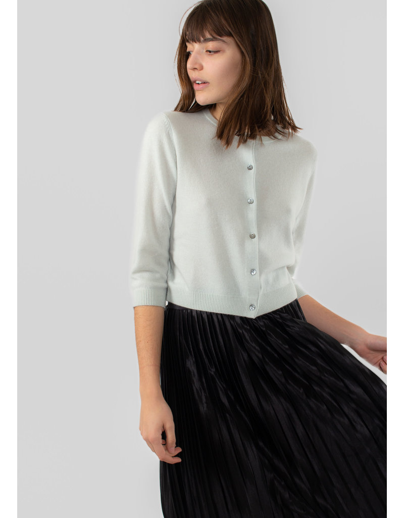 REPEAT Cashmere sweater jade