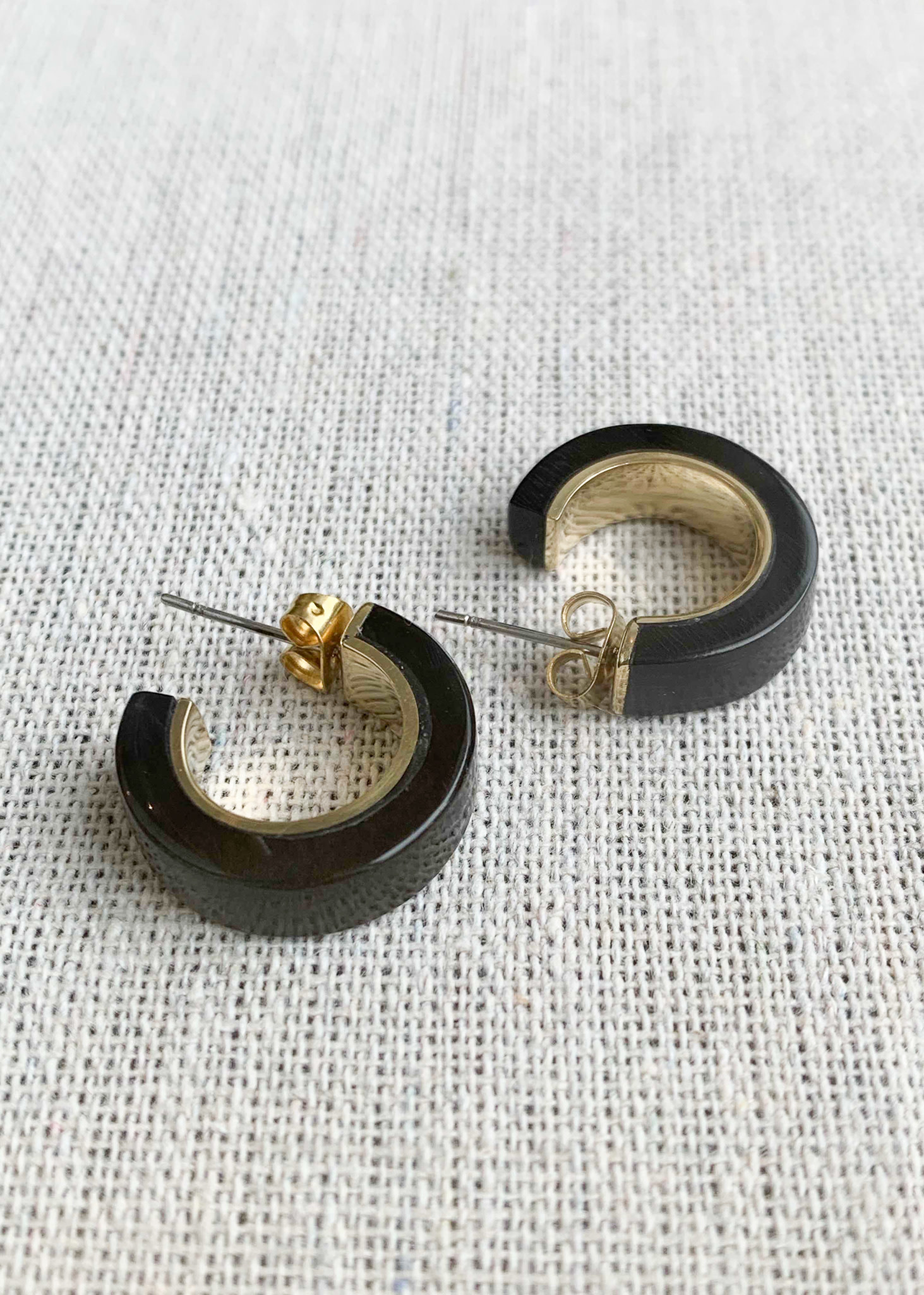SOKO Sana mini horn hoops