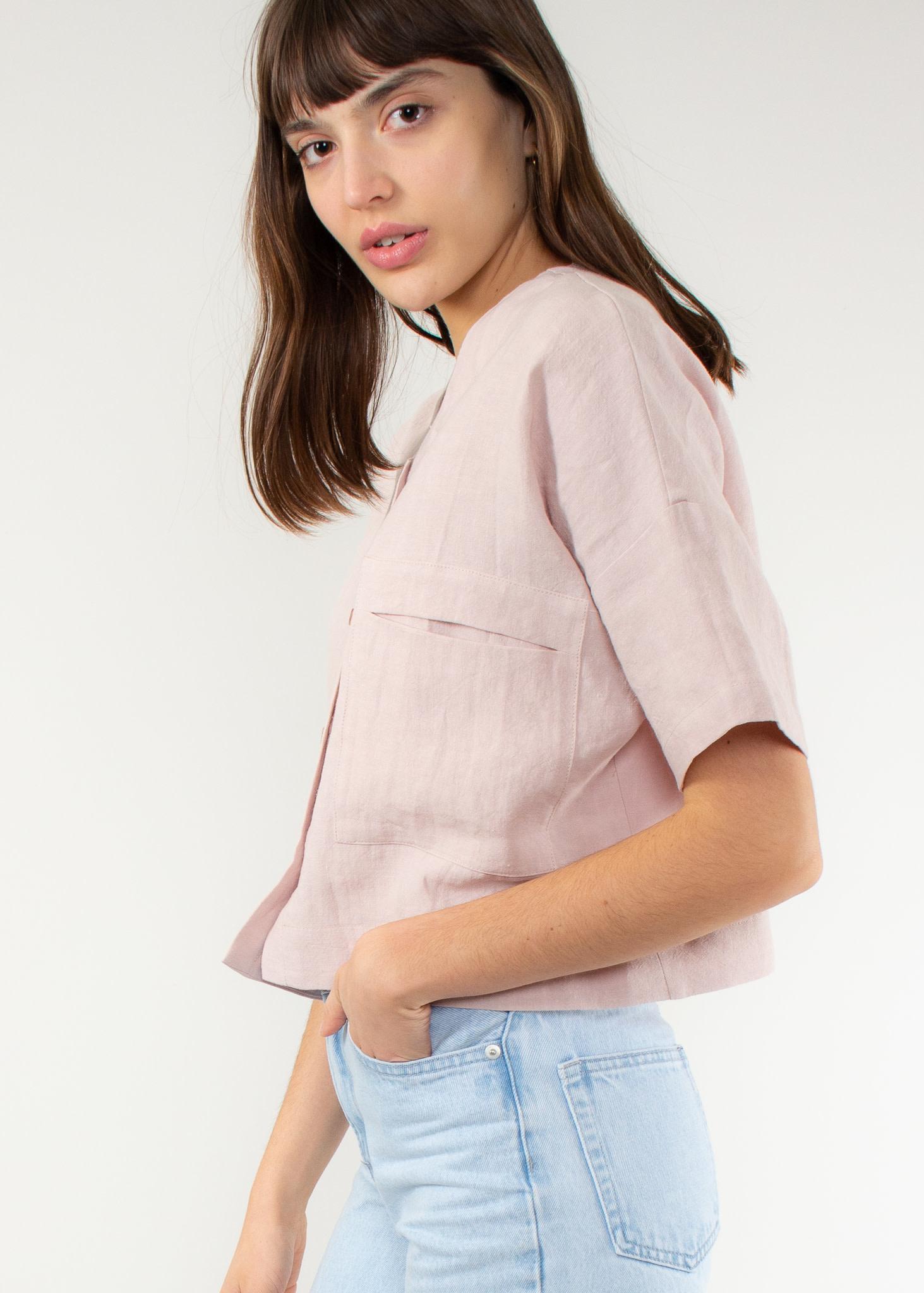EVE GRAVEL Marthe shirt