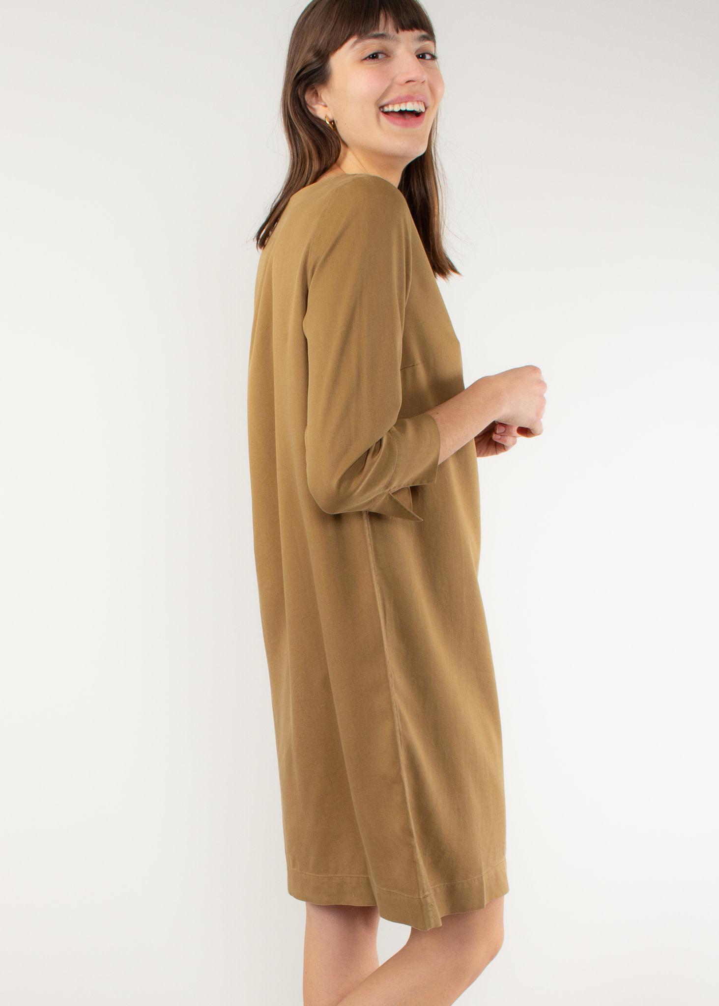 ARMED ANGELS Vivekaa dresses woven
