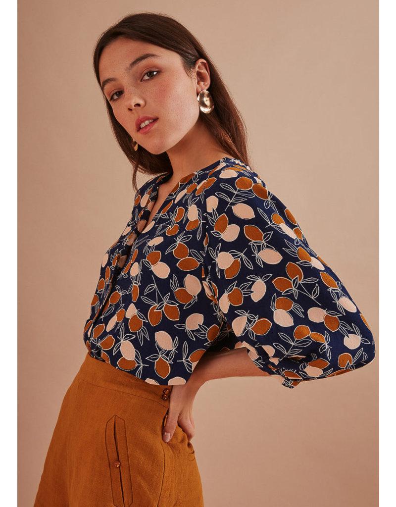 DES PETITS HAUTS Tinila shirt