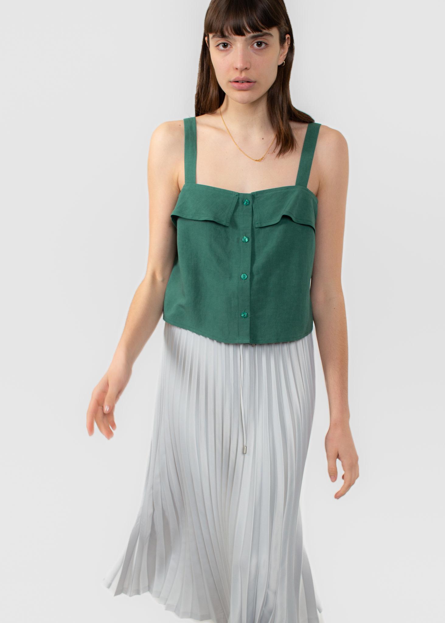 EVE GRAVEL Bohémienne camisole