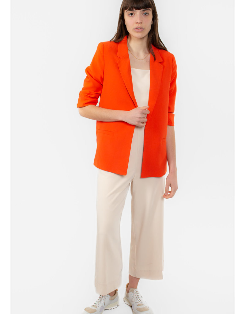 SOAKED IN LUXURY Shirley Blazer Forever Irresistible