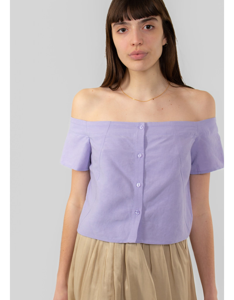 EVE GRAVEL L'impatiente blouse