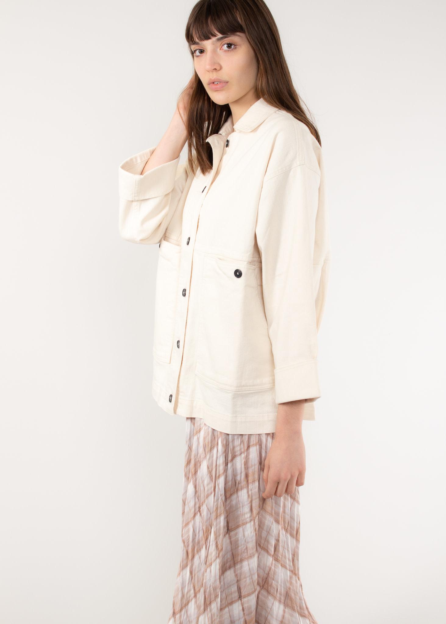 YERSE Denim jacket