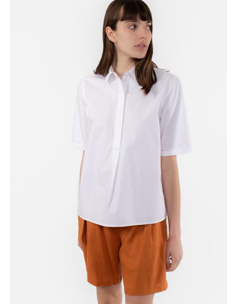 ARMED ANGELS Saimaa blouse shortsleeve
