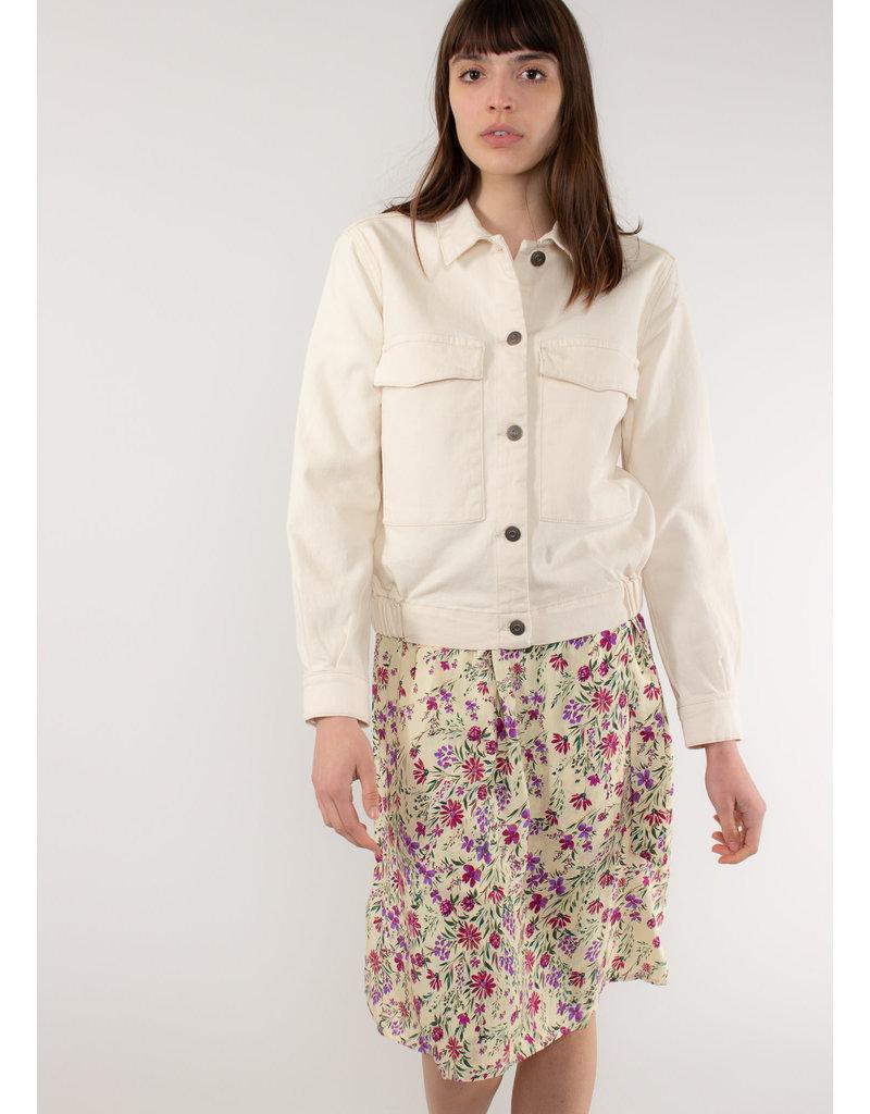 YAYA Colored denim jacket