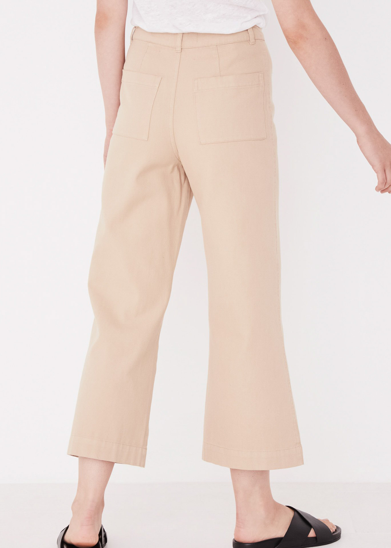 ASSEMBLY LABEL Tala Wide Leg pantalon