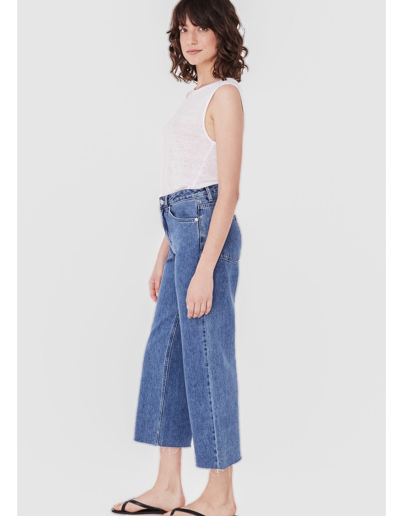 ASSEMBLY LABEL High Waist Flare denim