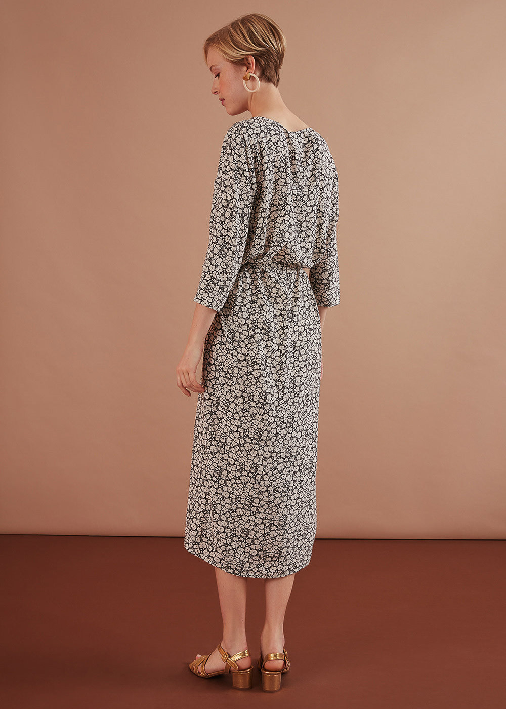 DES PETITS HAUTS Toselli dress