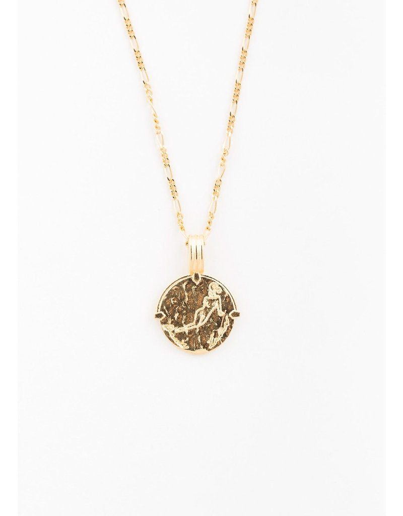 DEUX LIONS Aries necklace