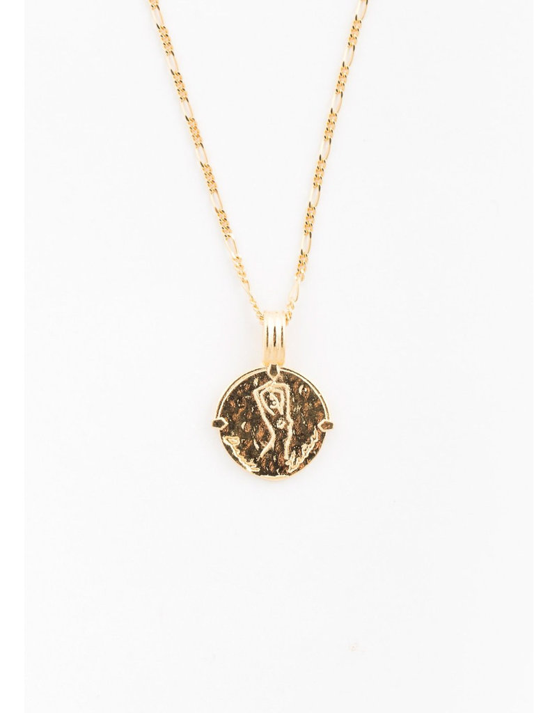 DEUX LIONS Taurus necklace