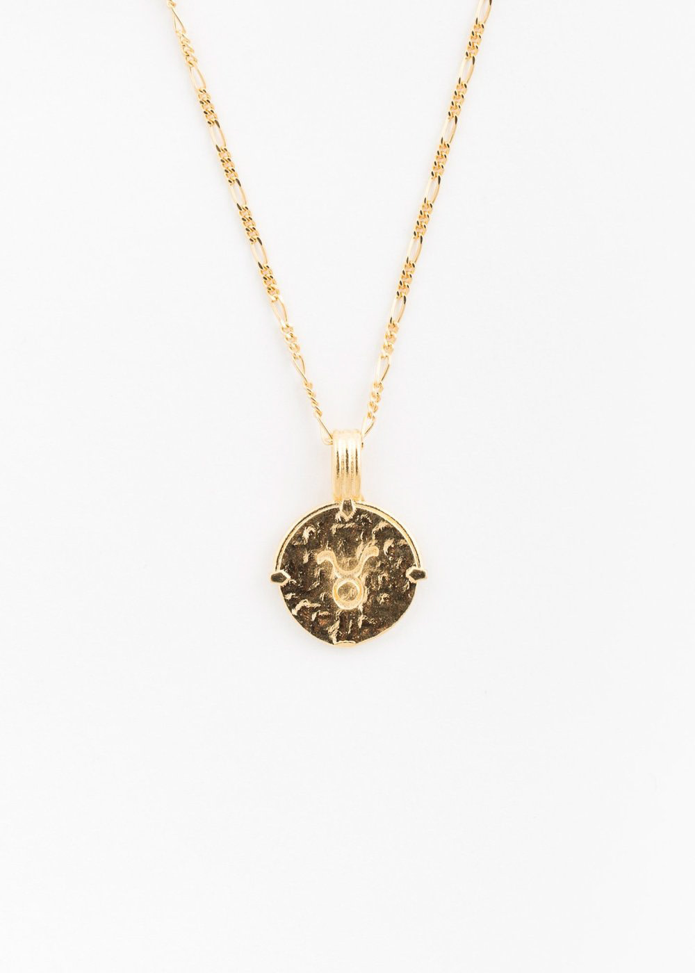 DEUX LIONS Taurus necklace