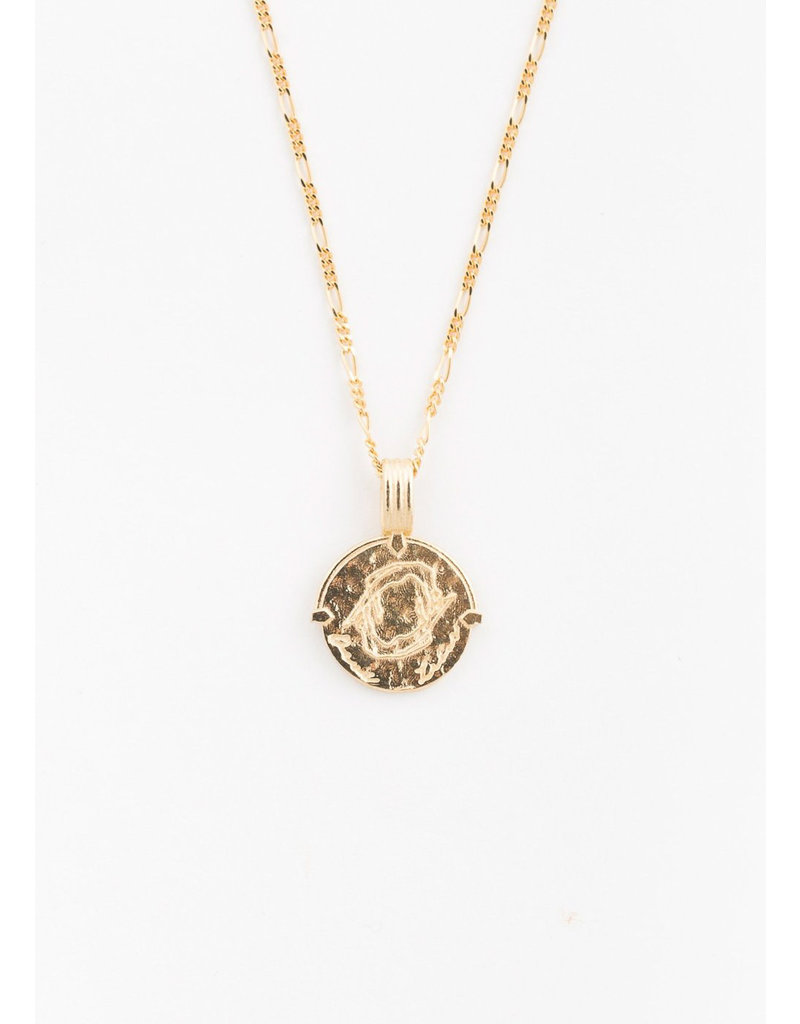 DEUX LIONS Gemini necklace