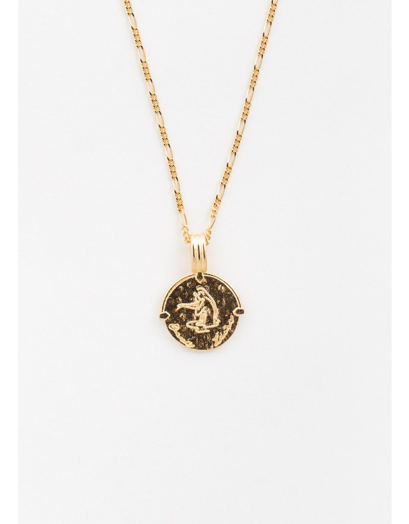 DEUX LIONS Pisces necklace