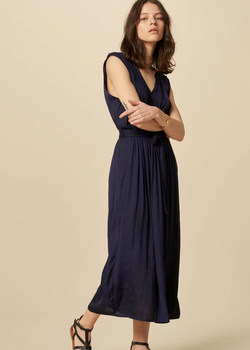 Sessùn Ava dress indigo