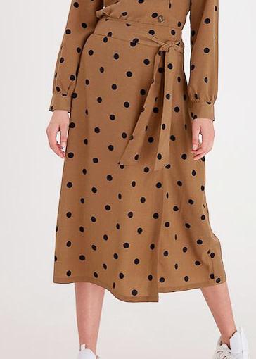ICHI Kasandra skirt