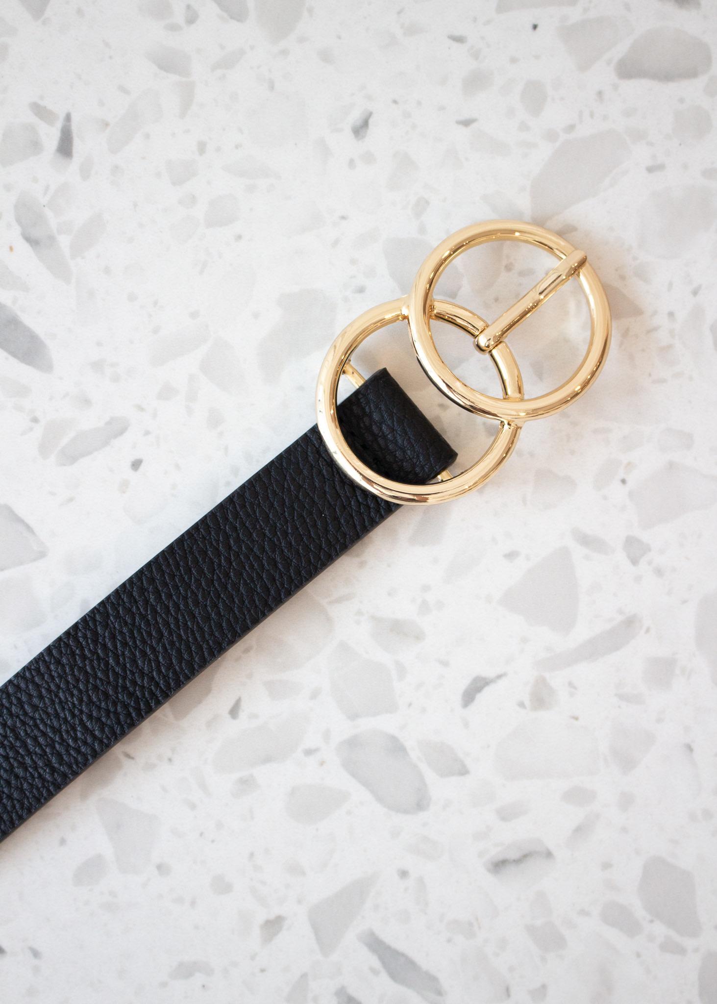 ICHI Crissy waist belt