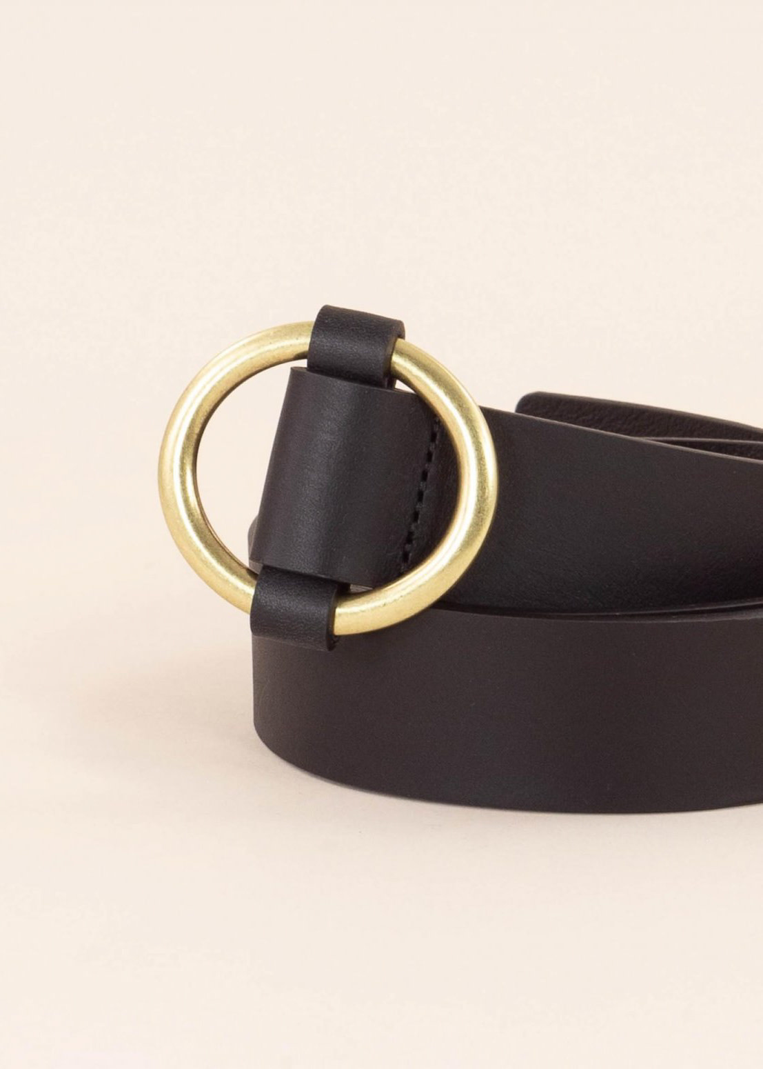 Sessùn Tisao belt black