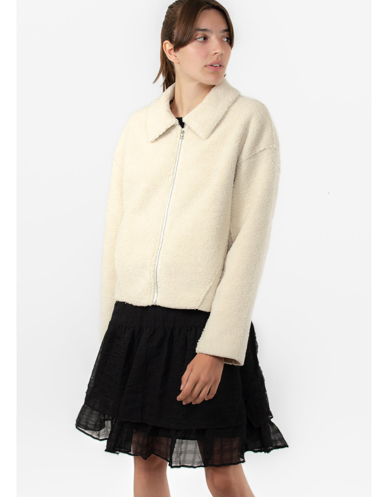 The Korner Cream jacket