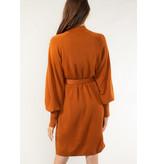 InWear Sanja dress brown