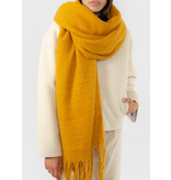 The Korner Yellow scarf
