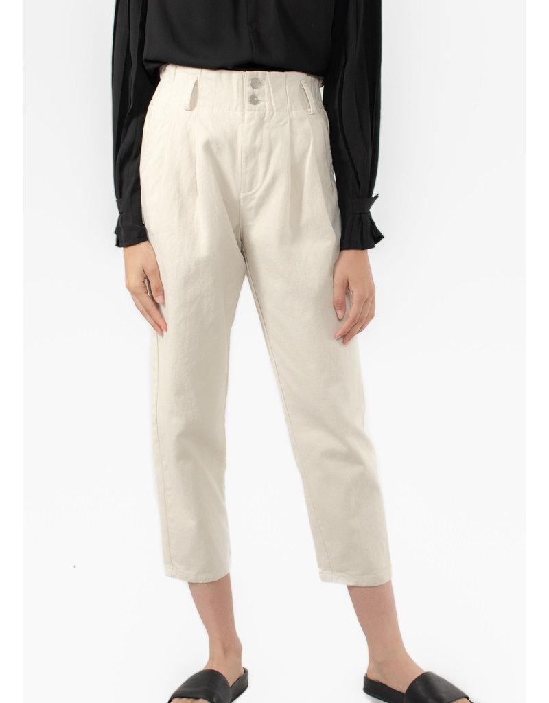 The Korner Cream pant