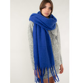 The Korner Blue scarf