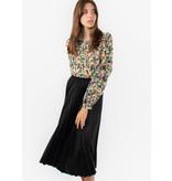 The Korner Black skirt