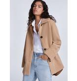 SET Oversized Teddyfell Jacket