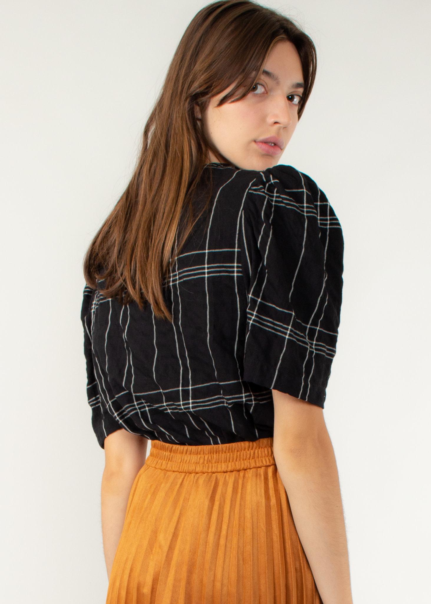 EVE GRAVEL Labyrinthe blouse