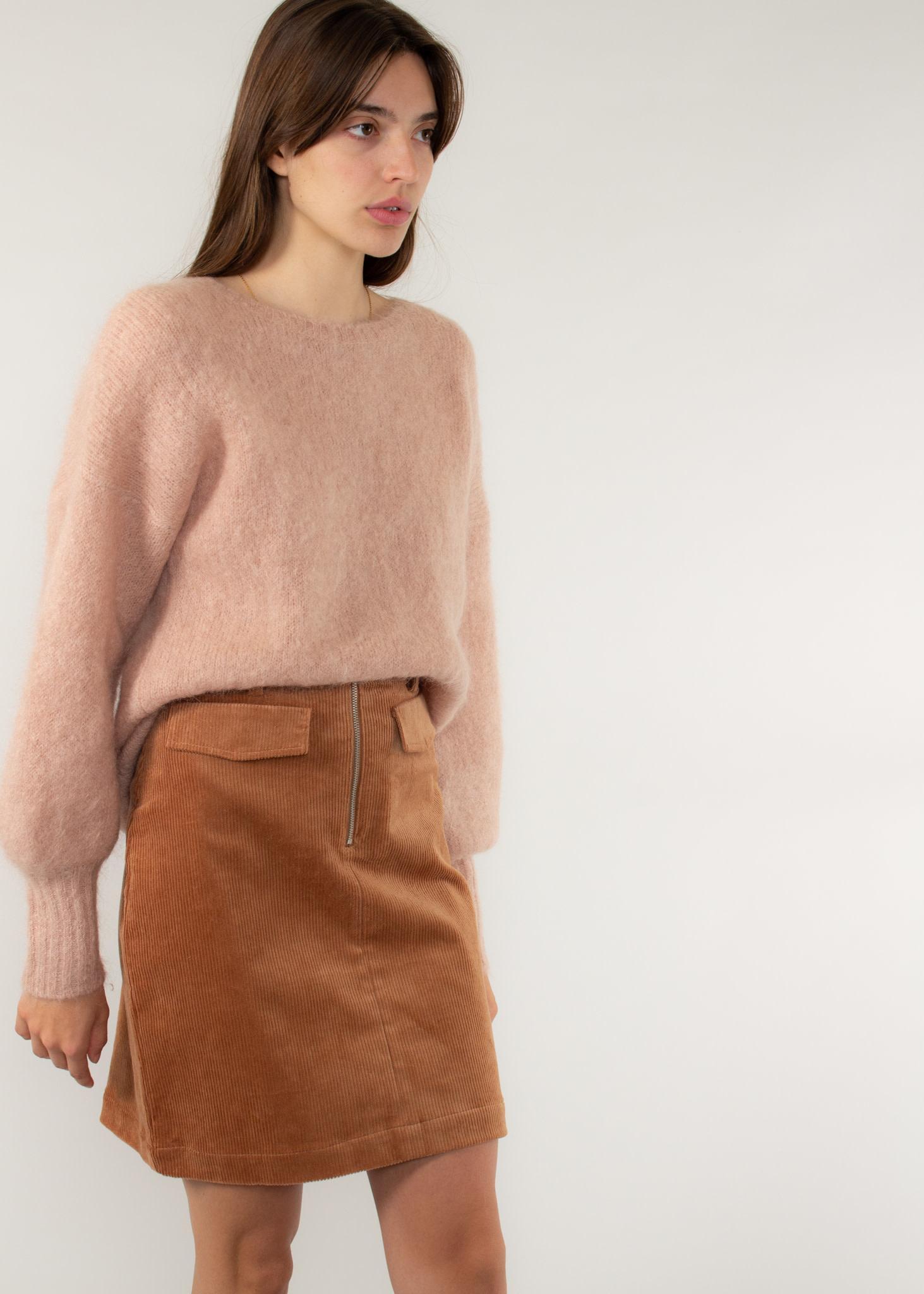 ICHI Illa skirt