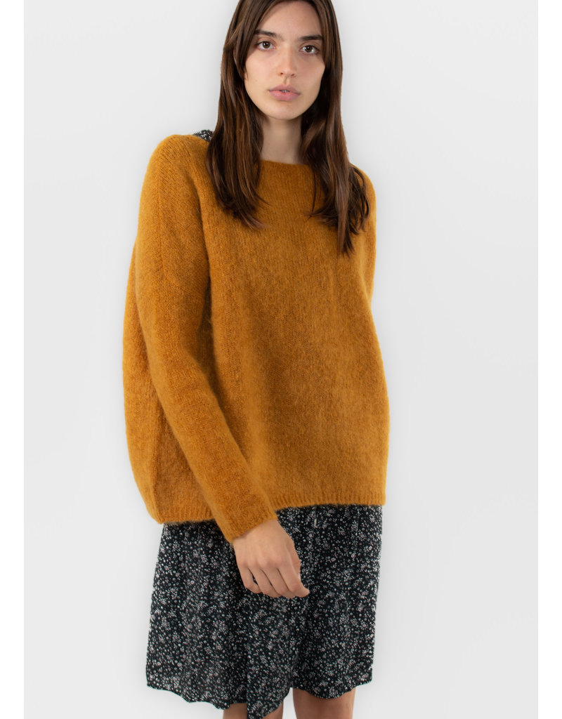 DES PETITS HAUTS Dolympe pull mirabelle