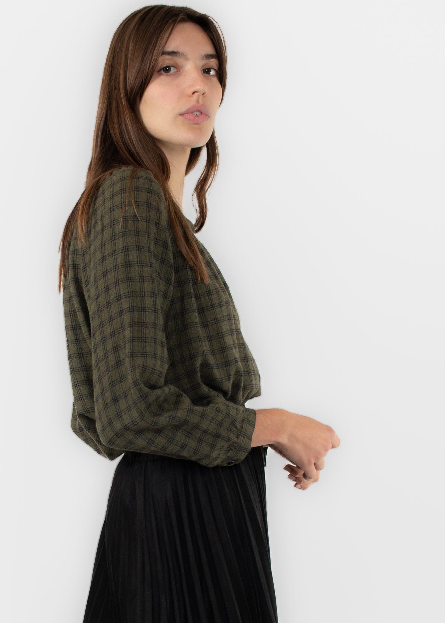 DES PETITS HAUTS Taho blouse