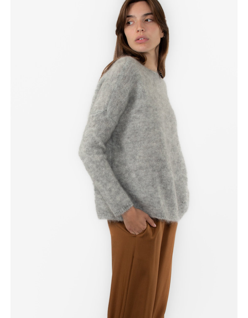 DES PETITS HAUTS Dolympe pull nuage