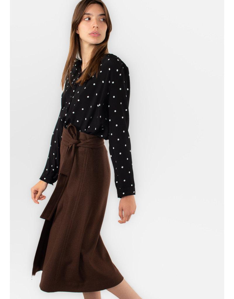 DES PETITS HAUTS Robin blouse