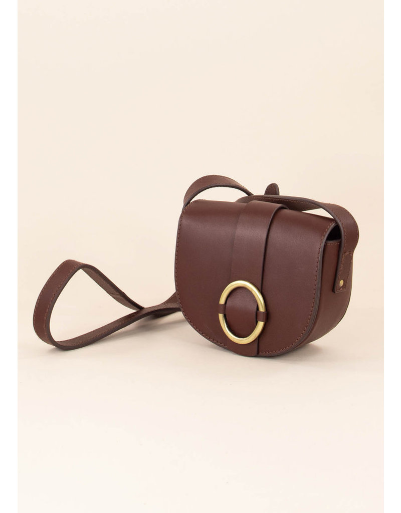 Sessùn Mini Tessao bag choco
