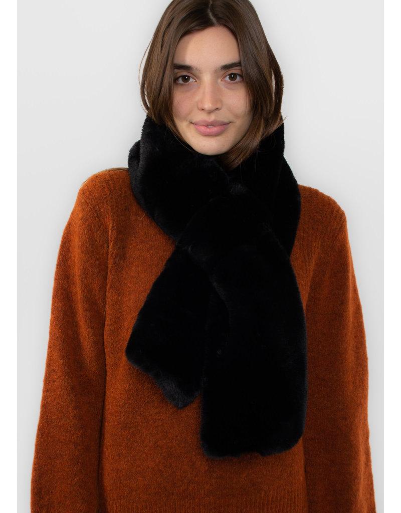 APPARIS Luna scarf black