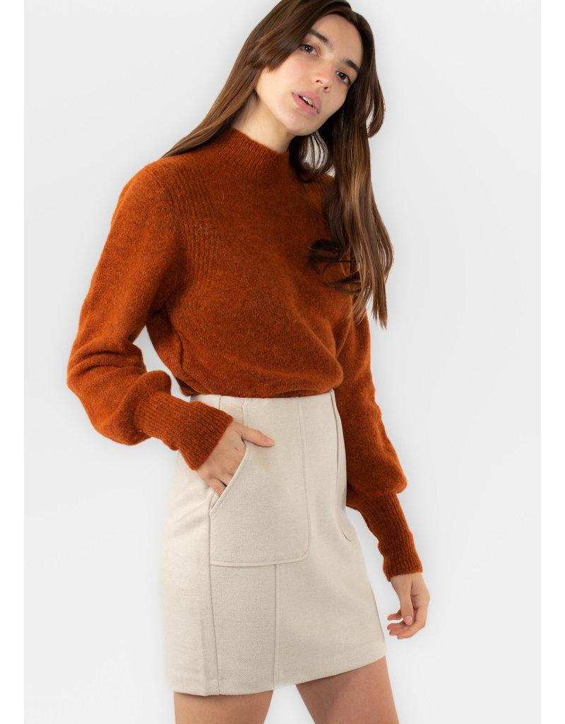 YAYA Mini skirt with pockets
