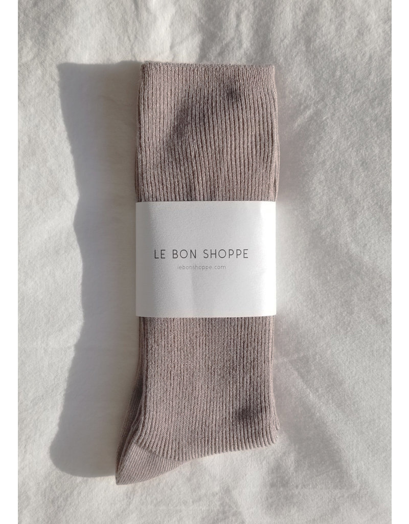Le Bon Shoppe Trouser socks trench coat