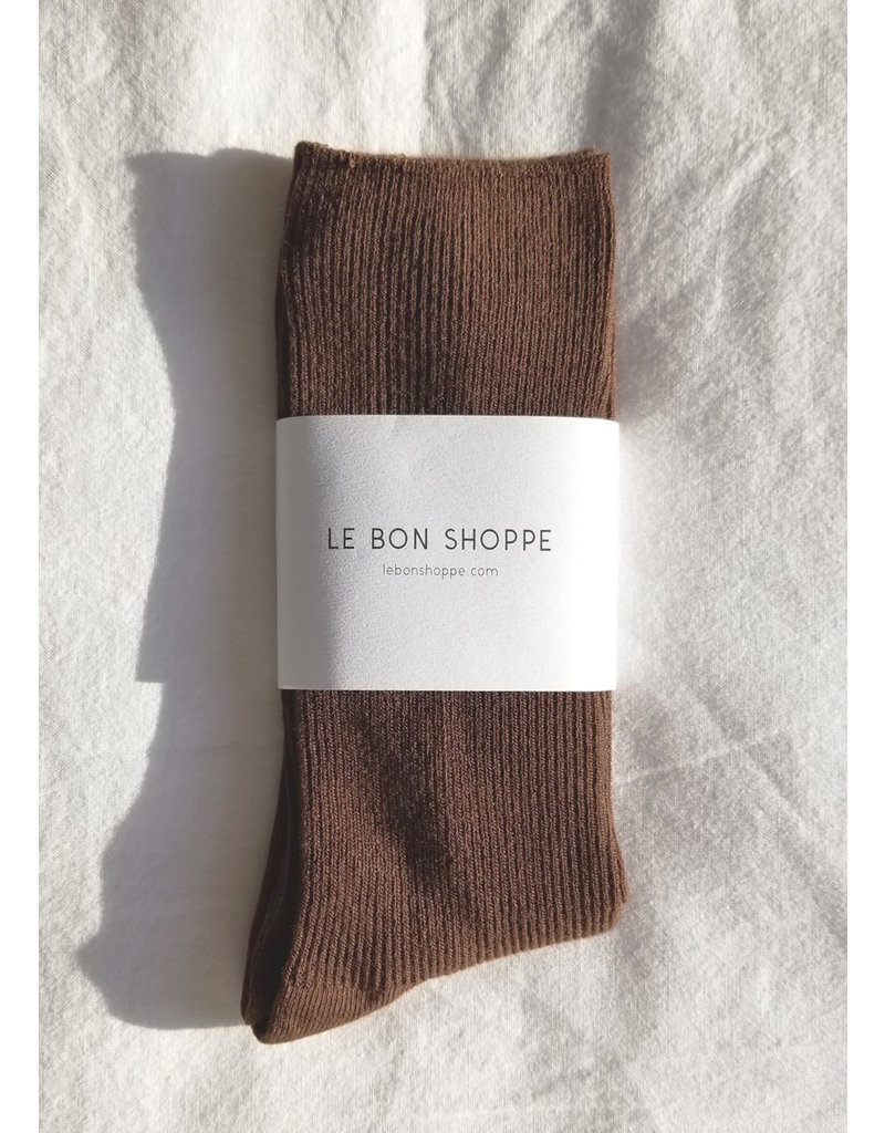 Le Bon Shoppe Trouser socks dijon