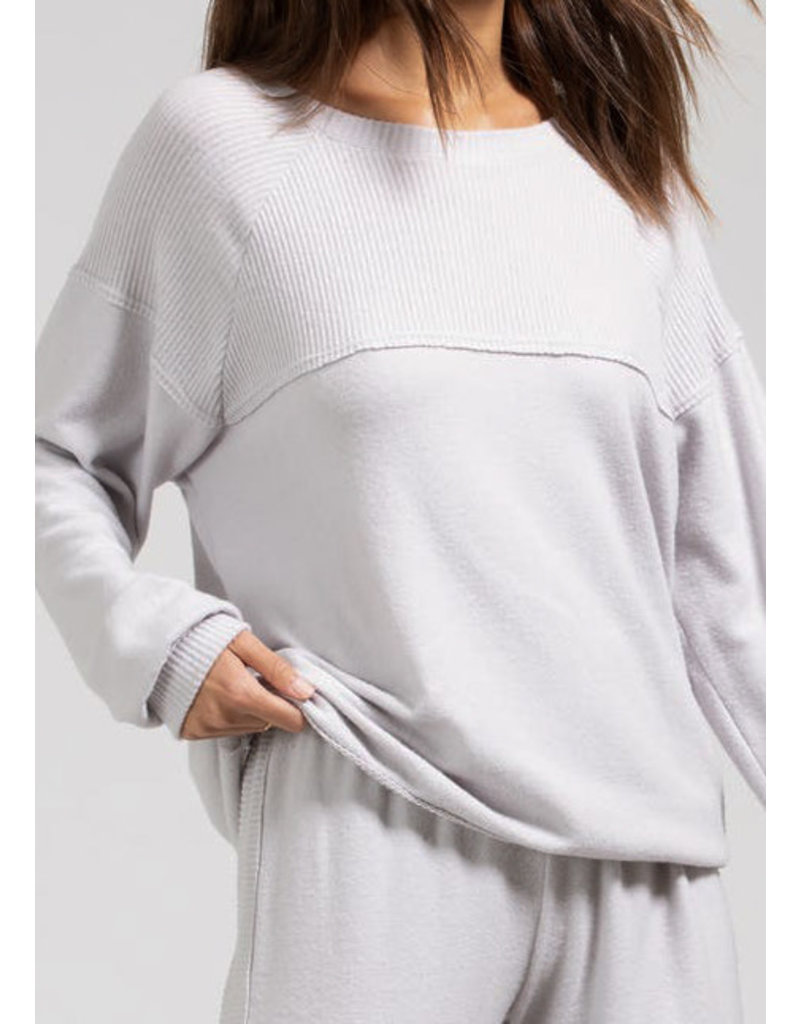 EBERJEY Cozy time sweatshirt