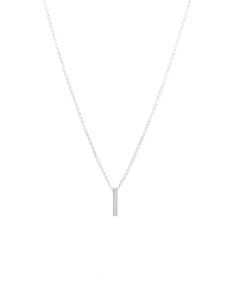 MAKSYM Minimalist bar necklace