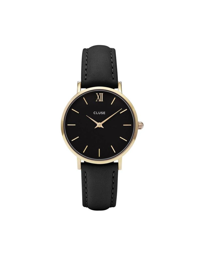 CLUSE Minuit gold/black/black