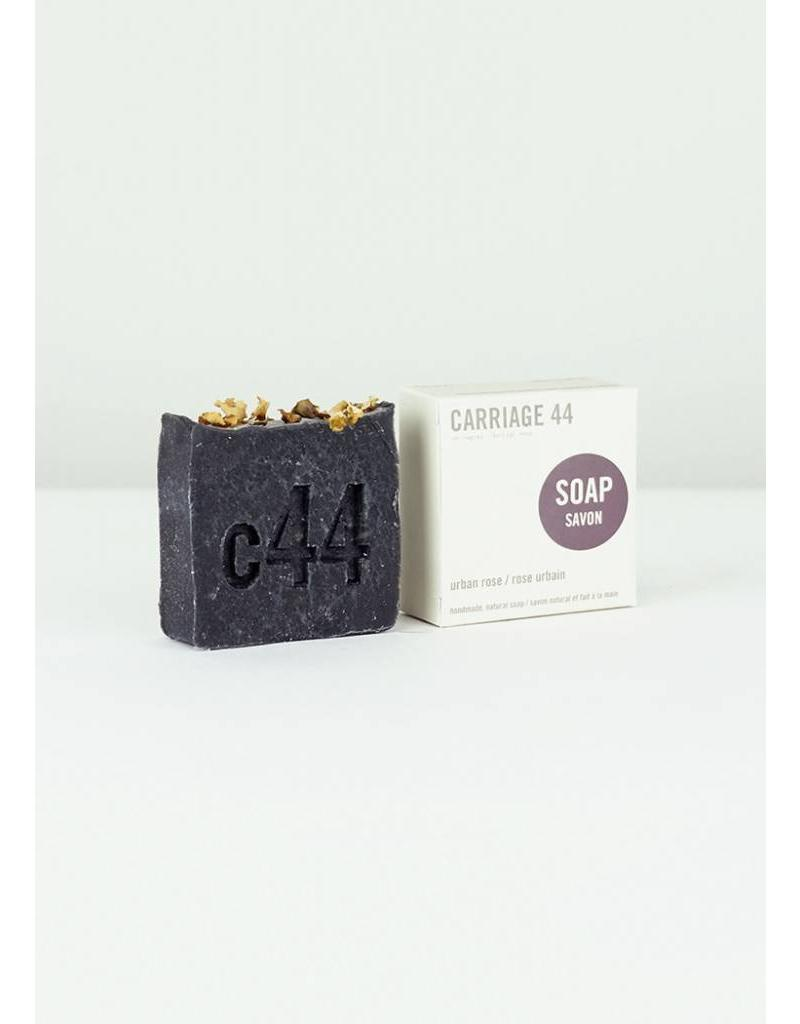 CARRIAGE 44 URBAN ROSE SOAP