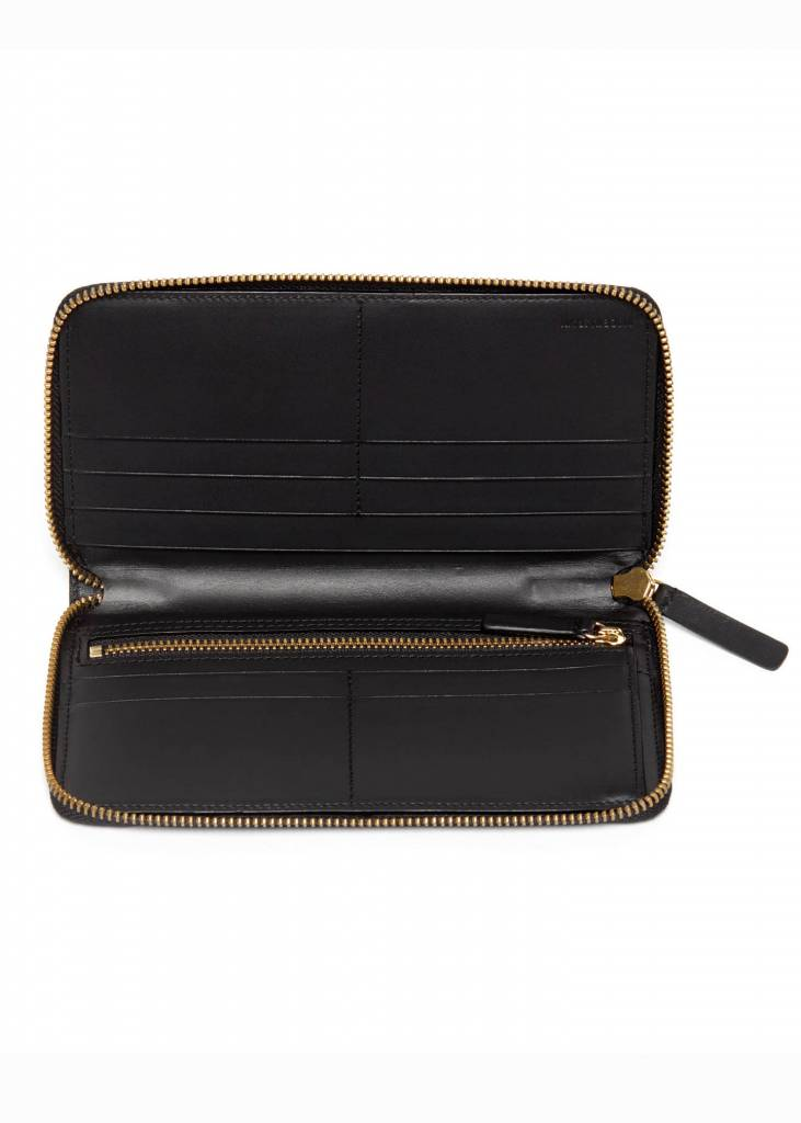 THE STOWE ZIP WALLET