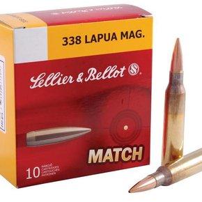 Handgun Ammunition - Lanz Shooting Supplies