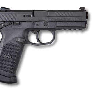 FN FNX-45 DA/SA MS Black 45ACP